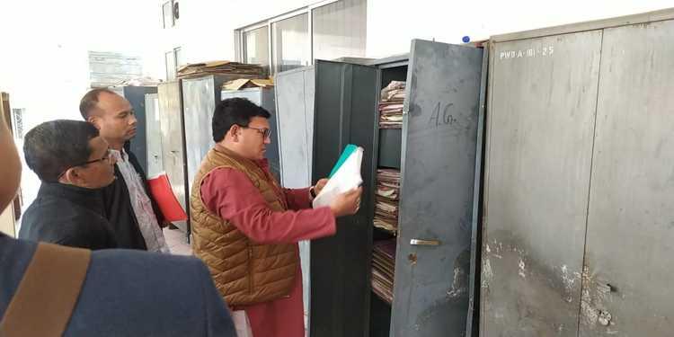 direttore della formazione btc kokrajhar